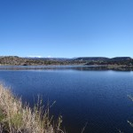 Dog Dam Tropy Trout Fishing Pond