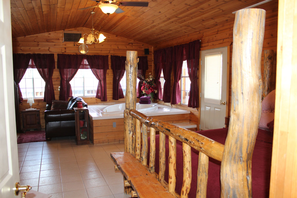 Utah Honeymoon Cabin Rental Romantic Secluded Honeymoon