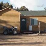 Bungalow Cabin Outside