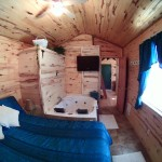 Bungalow Cabin Bedroom