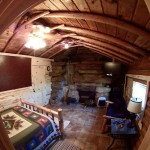 LC Lodge Cabin Bedroom
