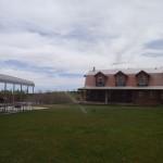 West Cabin Lawn