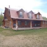 West Cabin Outside