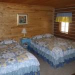 West Cabin Bedroom Down