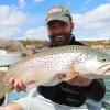 Utah trophy brown trout