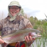Trophy Rainbow Trout