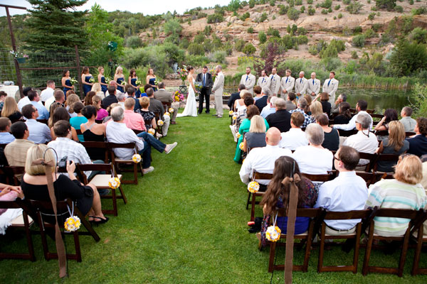 Utah wedding venue unique outdoor utah wedding setting utah utah wedding ceremony junglespirit Images